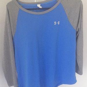 Under Armour 3/4 Sleeve Shirt